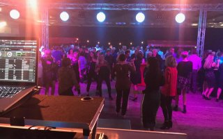 New Years event Stad Beringen